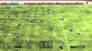 PES 2015: [HS] WHO IS THE BOSS #1 VS champions de France 2v2