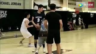 |吳亦凡不只會FreeStyle 還會打籃球!|