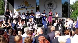 Arī tev (gr. The Stones) Ventspils Tehnikuma atklāšanā 19.08.2015.
