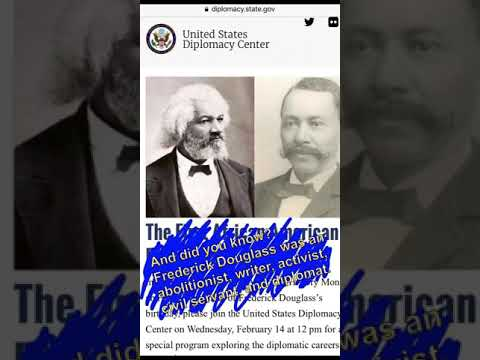 Snapchat Story: U.S. Diplomacy Center Hosts Event on African American Pioneer Diplomats