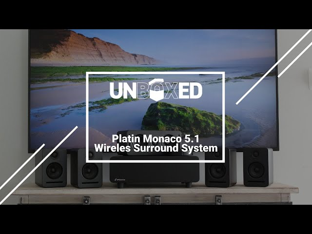 UNBOXED: Reviewing the Platin Monaco 5 1 Wireless Surround System