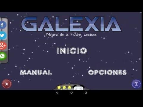 GALEXIA Mejora Fluidez Lectora - Aplicaciones en Google Play