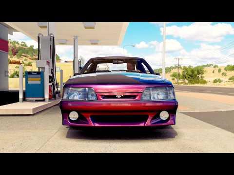 Forza Horizon 3| 560Hp 1993 FOXBODY MUSTANG COBRA PROCHARGED thumbnail