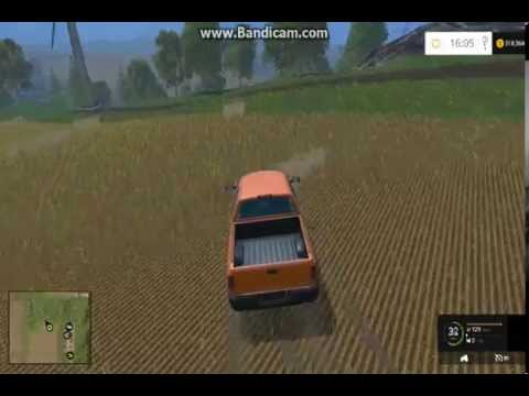 Episode 17: Farming Simulator 2015 uses for Stock pickup truck