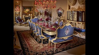 KaaS Classical Luxury Interiors 2014 Istanbul Furniture Exhibition ''ISMOB''