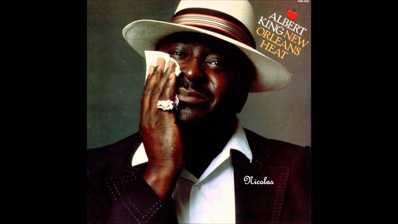 Albert King - Angel Of Mercy ( 1978 ) HD