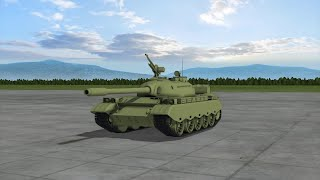 China testing unmanned tank as part of military modernization