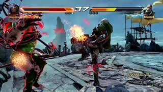 Tekken 7 azm vs. Malec (Doener 5er) 04
