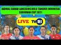 LIVE TVRI 🔴 JADWAL SIARAN LANGSUNG BULU TANGKIS INDONESIA SUDIRMAN CUP 2021