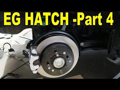 EG Hatch Build- Part 4