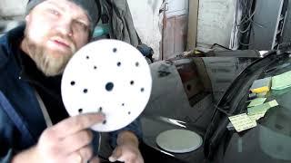 Удаление дефектов на лаке после покраски на сухую и мокрую смотреть онлайн в хорошем качестве бесплатно - VIDEOOO