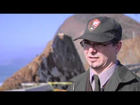 Point Bonita Lighthouse Repair