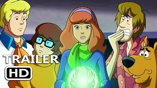 SCOOBY DOO AND THE CURSE OF THE 13TH GHOST Official Trailer (2019)