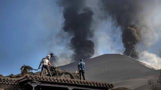 La Palma cumple un mes desde que comenzó la erupción volcánica en Cumbre Vieja
