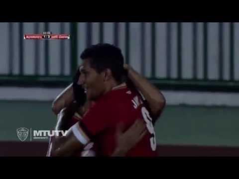 MTUTD.TV Jay Bothroyd V SamutSongkram - Thai Premier League - Round 10