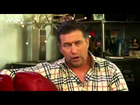 Scott Ross Catches Up with Stephen Baldwin - CBN.com