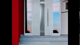 видео Элитные входные двери в коттедж