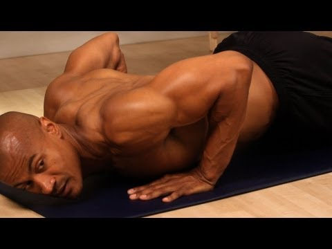 How to Do a Narrow Grip Push-Up | Chest Workout