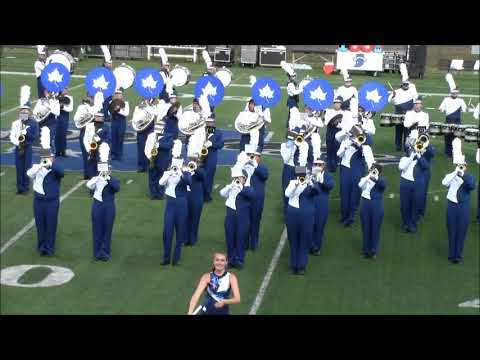 Indiana State University Marching Sycamores Halftime Show