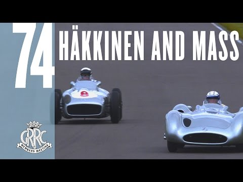 Guts and Bravery: Mika Hakkinen and Jochen Mass discuss F1 in latest Podcast