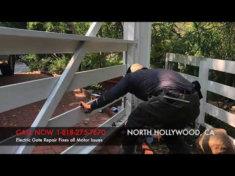 Garage Door Repair North Hollywood, Ca | 1 818 275 7670 | Same Day Service