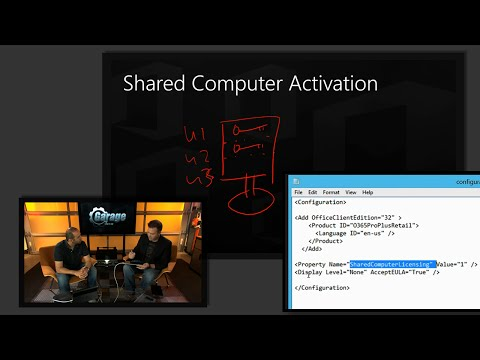 How to use Office 365 ProPlus in Citrix XenApp and VDI with shared computer  activation