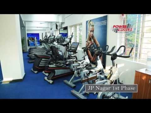 Power World Gyms - Bangalore - India