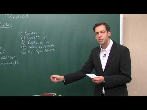GOSPEL LETTER 8 - WHEN IS GOD'S AUTHORITY REVEALED