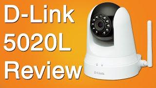 Д камера DCS-5020L посиланням огляд IP-камери відео