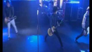 Green Day - See The Light Live @ Canal+