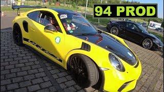 Porsche GT3 RS Nürburgring Kévin Estre