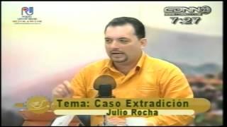 Aclarando el caso de Julio Rocha y su extradición desde Suiza
