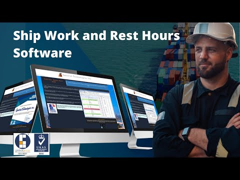 Ship work and rest hour software -  a smart and easy ship work and rest hour management software