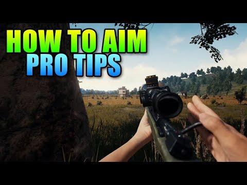 How To Aim, Peek & Win Firefights | PlayerUnknown's Battlegrounds PUBG