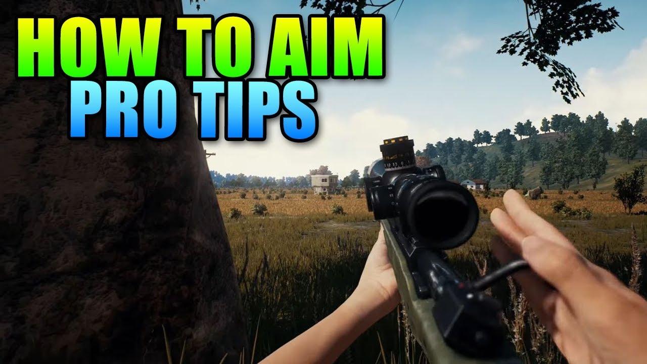 How To Aim Peek Win Firefights Playerunknowns Battlegrounds Pubg