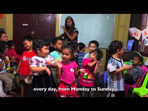 Education in Action Cambodia - Leak's story