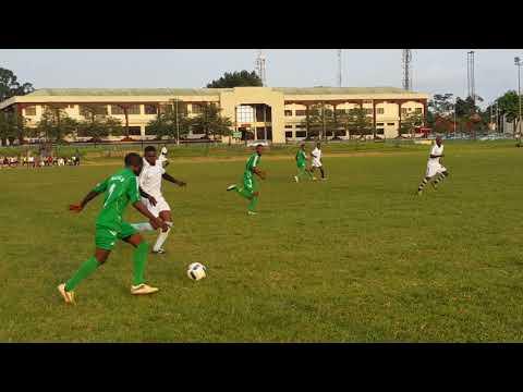 Ante Football Club VS Canaanland FC Full Match