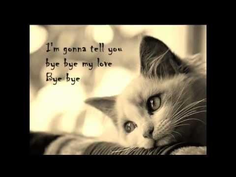 Souad Massi - Bye Bye My Love [Lyrics]