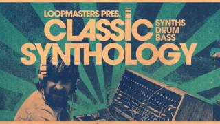 Classic Synthesizer Samples - Loopmasters Classic Synthology