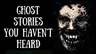 4 Scary True Ghost! (old homes stories, insane asylums, nightmares)