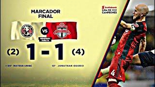 AMERICA VS TORONTO EN VIVO HOY 10 DE ABRIL DEL 2018 LIGA CONCACAF
