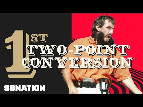 How the two-point conversion made its way to the NFL | 1st