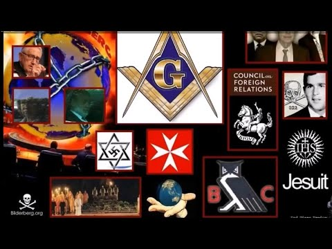 Secret Societies Like Freemasons Illuminati Knight Templars Scull&Bones Explained in Urdu/Hindi