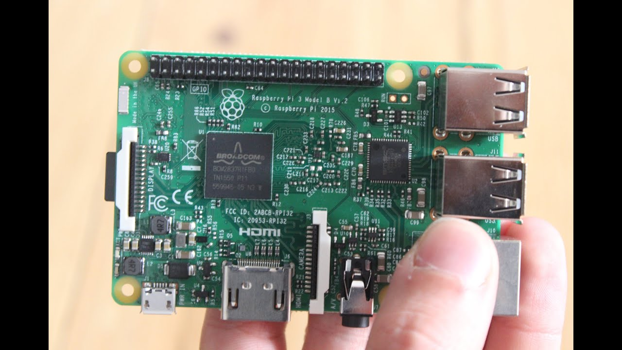 Raspberry Mini Pc