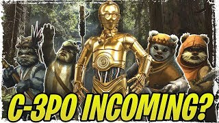 C-3PO + Millennium Falcon Incoming!? Grievous Rework Delayed Because of Leaks? | Galaxy of Heroes