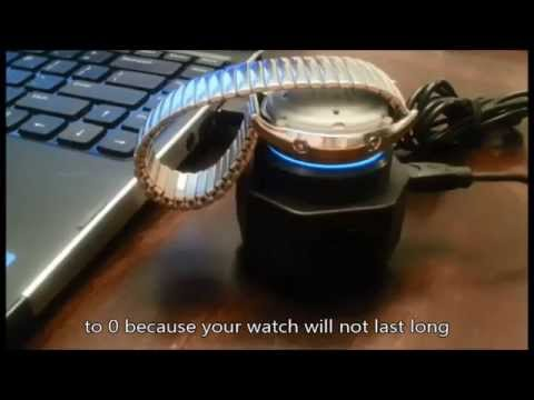 CoolFire Solar Watch Charger (Charge your solar or eco-drive watch Safe and Faster)
