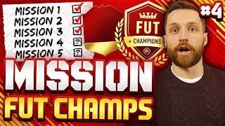 MISSION FUT CHAMPS #4 - FIFA 18 ULTIMATE TEAM