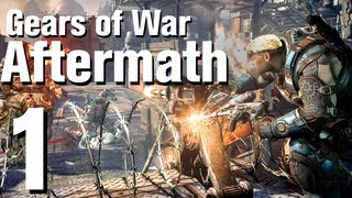 Gears of War Aftermath Walkthrough Part 1