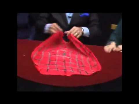Folding Coin Faltmünze Münze In Flasche Zaubertrick Youtube
