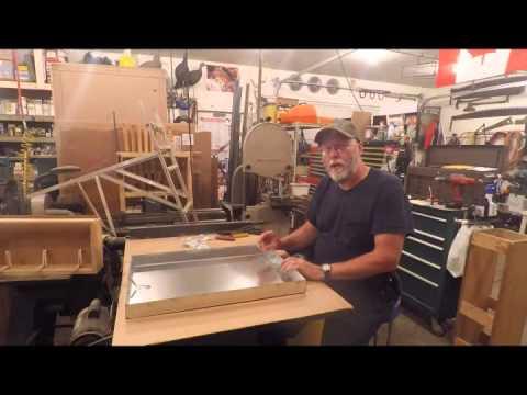 Building rabbit carriers part 1